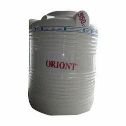 Five Layer Puff Water Storage Tank