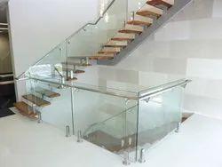 Tuffen Glass Railing