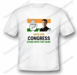 Printed Election t-shirts