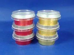 Aluminium-Foil-Container