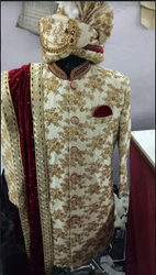 Groom Wedding Sherwani