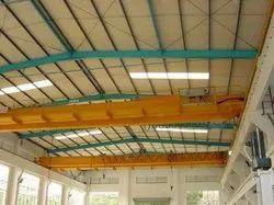 Ganesh Industrial EOT Cranes