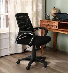 Fabric Silver Arrow, Mesh Chair, Warranty: 3 Year
