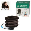 Cervical Neck Traction Inflatable Pillow Device