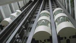 Hydraulic Capsule Elevator
