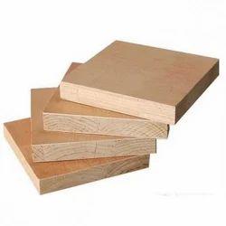 Silver Wood Block Board