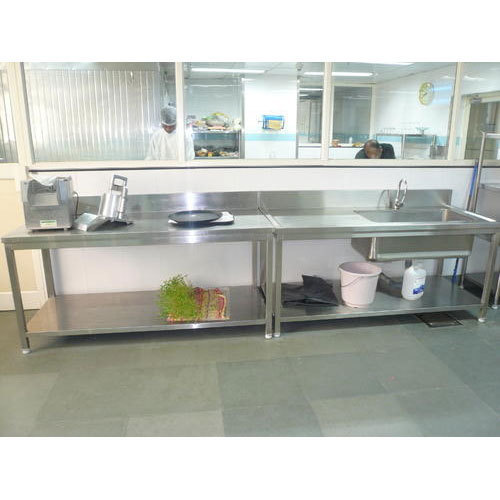 Commercial Kitchen Work Table, Commercial Kitchen Work Table ...