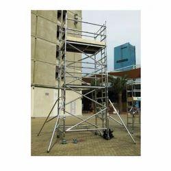4 Meter To 12 Meter Aluminum Ladder Frame Mobile Scaffold Tower