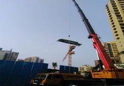 On Site Tower Crane Dismantle Services