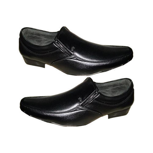 Men Black Office Wear Formal Shoes Size 6 To 10 Rs 410 Pair Id