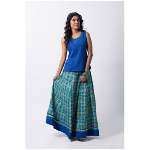 dbe3639481 Long Maybell Fancy Skirt Top, Rs 2299 /piece, Opus Fashions Private ...