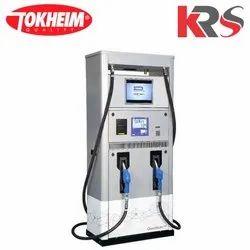 TOKHEIM Double Nozzle Fuel Dispenser