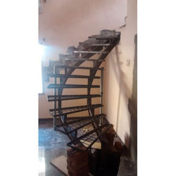 MS Single Beam Staircase
