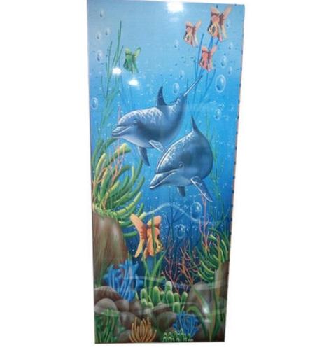 Pvc Bathroom Door Price In Delhi: Dolphin PVC Doors (3D) Manufacturer From