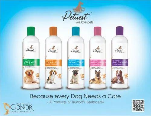 Petnest Dog Shampoo