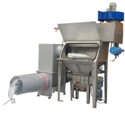 Automatic Bagging Machine Manufacturers india - 25KG Bag