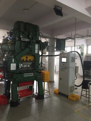 Used H Frame Bruderer Automatic Stamping Press