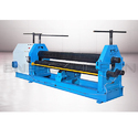 3 Roll Pyramid Plate Bending Machine