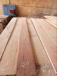 Silver Wood Plank