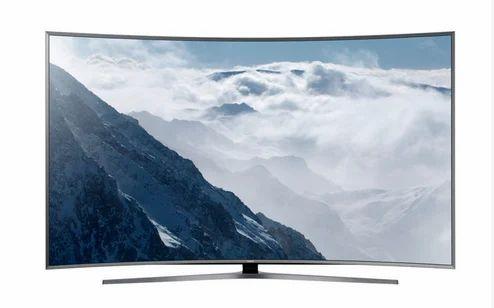Samsung Dark Titan 223cm SUHD 4K Curved Smart TV KS9800