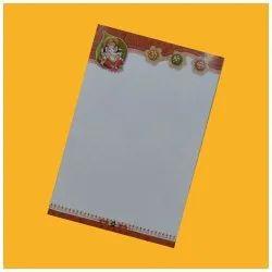Offset Cardboard Grah Pravesh Invitation Cards Printing Service