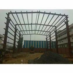 Prefabricated Heavy Steel Industrial Structure