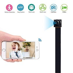 Safetynet Wireless Hd 1080p Spy Hidden Camera Wifi Module Dvr Video Ip P2p Recorder
