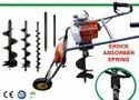 Hand Push Earth Auger Machine