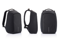 XD Design Bobby XL Black Anti Theft Backpack With 17 Inch Laptop Pocket