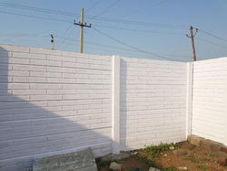 Exterior Boundary Wall