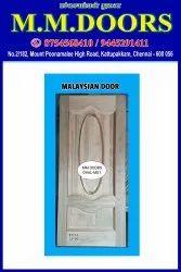 Malaysian Door - Oval Model