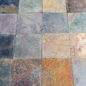Peacock Multi Slate Tile