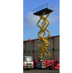 Car Lifting Scissor Lift