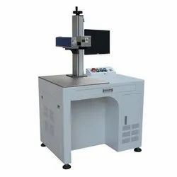 Metal Plastic Laser Marking Machine