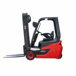 Linde 1.6 - 2 Ton Electric Counter Balance Forklift
