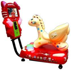 3D Video Dragon Kiddy Ride