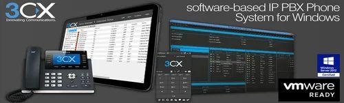3cx IP PBX Software
