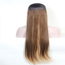 Fashionable Light Blond and Light Brown Hair Extension