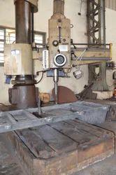 Heavy Machinery Parts Job Work
