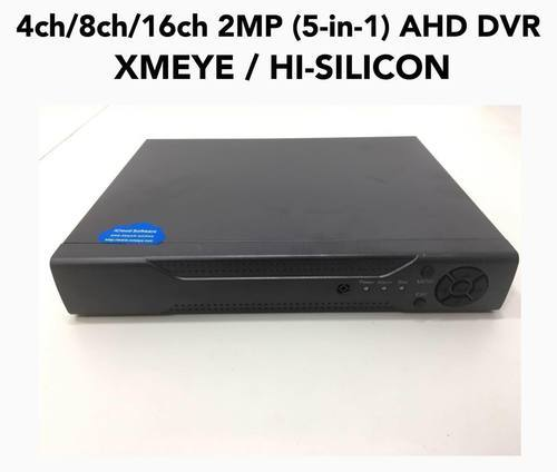 4ch/8ch/16ch Ahd Dvr Xmeye 2mp Support (5in1)