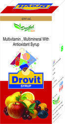 Multivitamin, Multimineral with Antioxidant Syrup