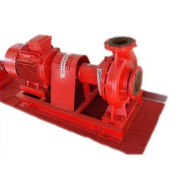 Horizontal Jockey Pump