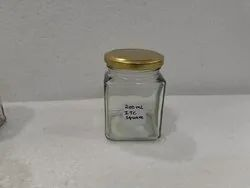 200 Ml Itc Square Glass Jar