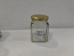 200 ml ITC Square Glass Jar