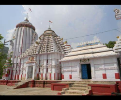 North Indian Temple Construction, in Khurda