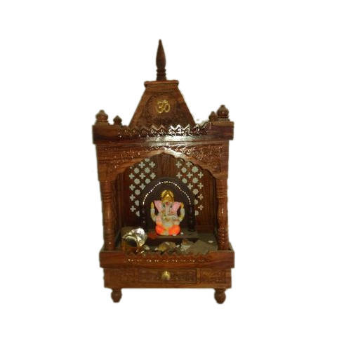 Wooden Crafted Temple