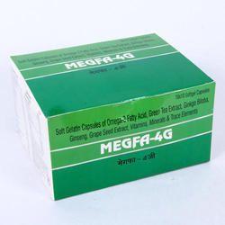 Omega 3 Fatty Acid Epa DHA Green Tea Extract Capsule