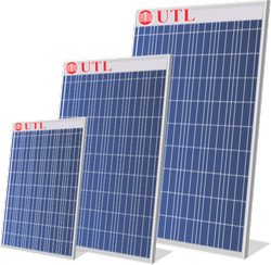 160 Watt UTL Poly Crystalline Solar Panel