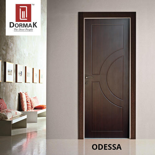 Odessa Decorative Wooden Membrane Designer Door