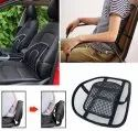 Car Seat Chair Massage Back Lumbar Support Mesh Ventilate Cushion Pad-Lumber Support